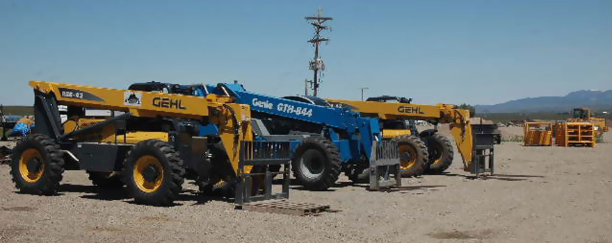Heavy Equipment for Rent