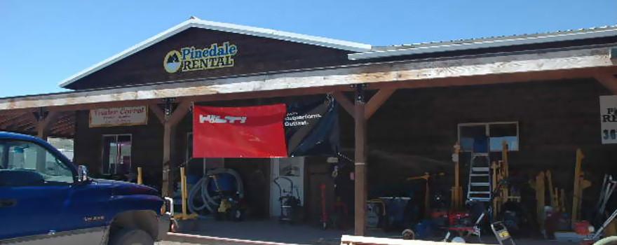 Pinedale Rental
